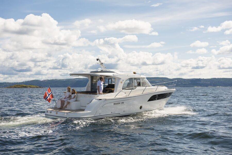 Marex 375 Cruiser External 8 Exterior