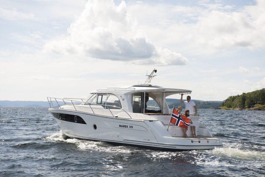 Marex 375 Cruiser External 9 Exterior