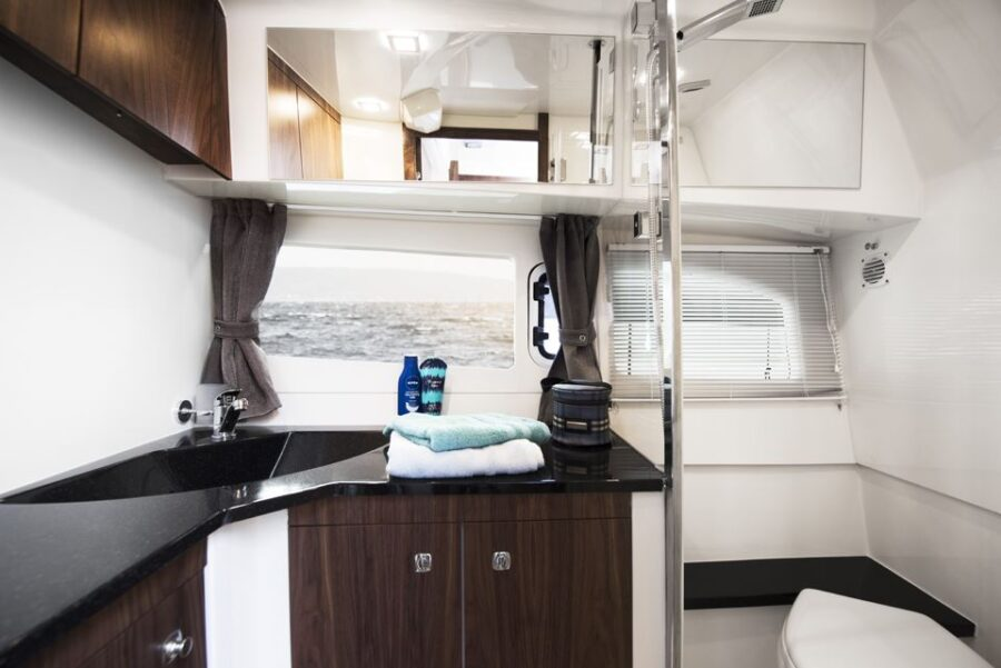 Marex 375 Cruiser Internal 12 Interior