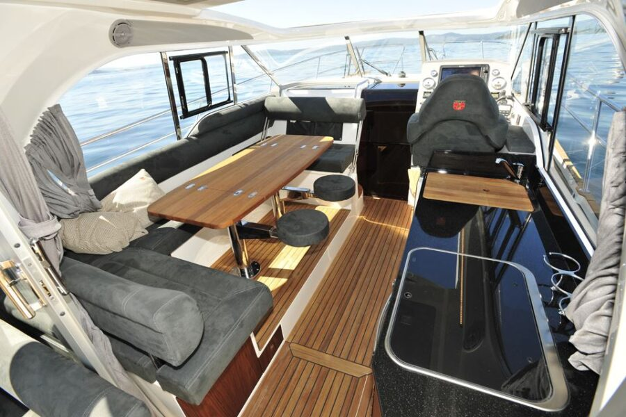 Marex 375 Cruiser Internal 2 Interior