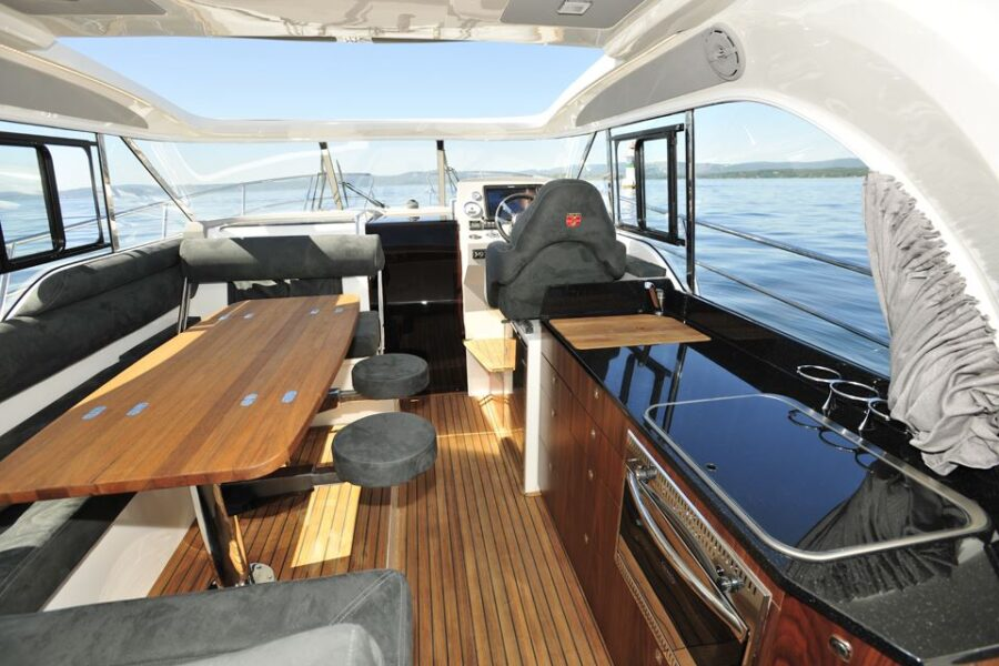 Marex 375 Cruiser Internal 3 Interior