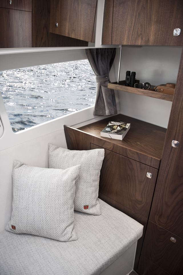 Marex 375 Cruiser Internal 9 Interior