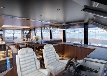 Van der Valk Shipyard Flybridge 25.5m 5