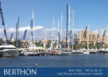 May 2021 – We'll be at the Palma Superyacht Show!