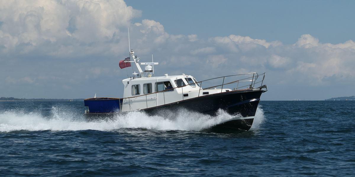 Lochin 38 Motor Cruiser 1 Main