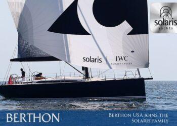 Berthon USA joins the Solaris Yachts family