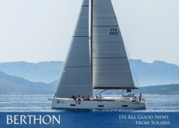 It's all Good News from Solaris Yachts