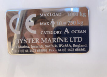 Oyster 54 65