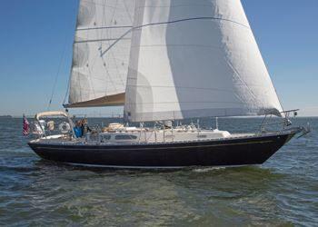 Rustler 36, ADAMANTINE, Rustler Yachts Ltd., Rustler 36