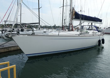 Baltic 47, CLEMENTINE, Baltic Yachts, Baltic 47