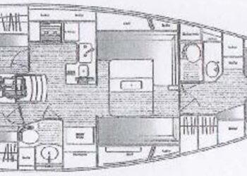 Hallberg-Rassy 412 Layout 1