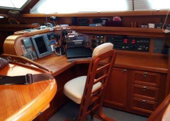 Nauticat 515 One Off 23