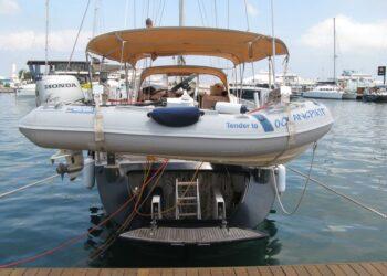 Nauticat 515 One Off 40